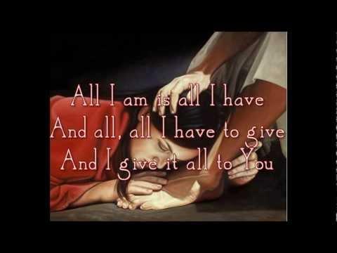 Alabaster Box by Julie Meyer HD Lyrics