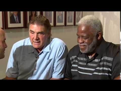 Rare interview with Earl Campbell and Dan Pastorini