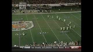 2000 Orange Bowl - #4 Michigan vs #8 Alabama