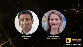 STARTUP ALLEY: Lak Ananth and Katie Stanton