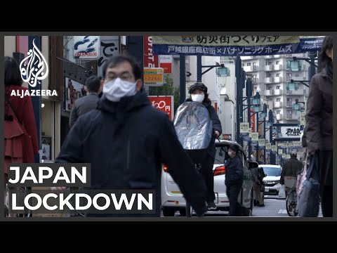 State of emergency in Tokyo over COVID-19 crisis
