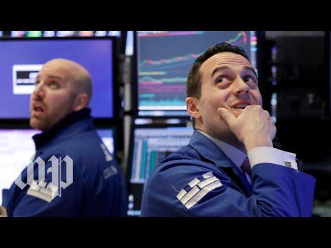 U.S. markets open following steep declines