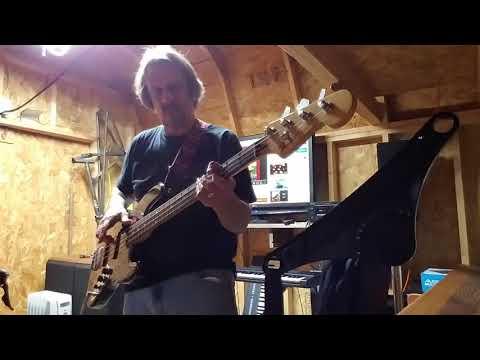 Sampson & Delilah Bass Cover Grateful Dead