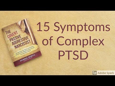 15 Symptoms Of Complex PTSD