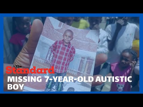 A Mother's Cry: Pain as woman cries over missing autistic child in Nairobi