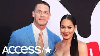 John Cena Leaves Love Letter for Nikki Bella After Breakup