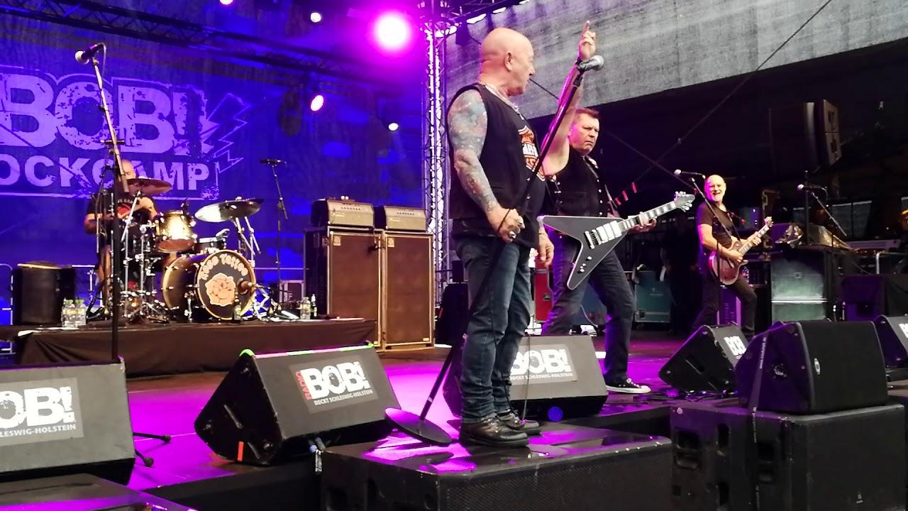 Rose Tattoo Rock N Roll Outlaw Live At Kieler Woche Radio Bob