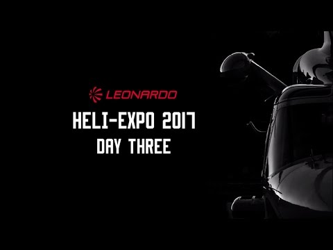 Highlights HAI HELI-EXPO Day 3