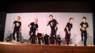 希望ヶ丘高校 記念祭2012 ブレイクダンス部 thumbnail