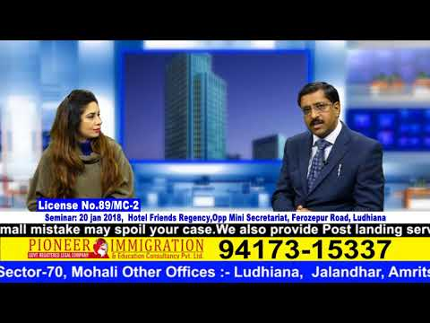 ZEE PHH with PIONEER IMMIGRATION Expert  20-jan-2018