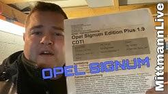 Opel Signum CTDI 1.9 BJ. 2007 ERFAHRUNG MIT PROBLEMEN UND REPARATUREN