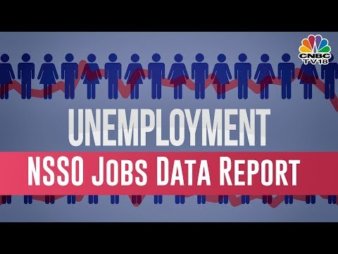Unemployment Rate At 6.1% In 2017-18, Highest In Over 4 Decades: NSSO Survey Mp3