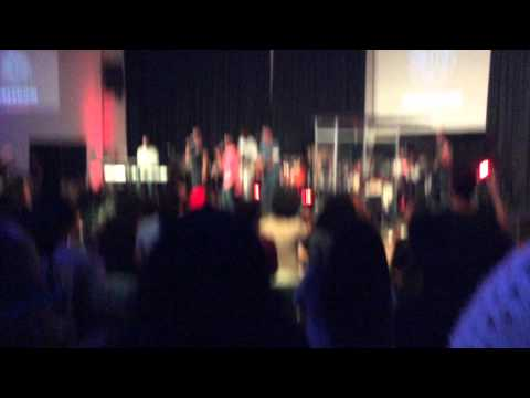 Campus Harvest 2015 JHB: Freedom Band