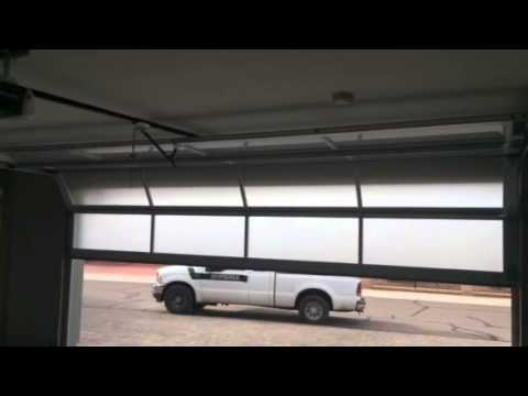 Glass Garage Doors By Avondale Garage Doors Inc