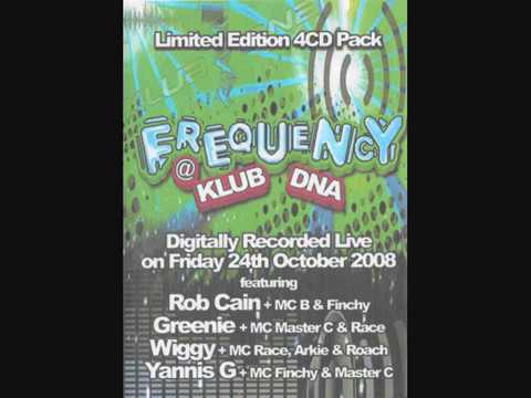 Frequency @ Klub DNA 24th October 2008 CD 4