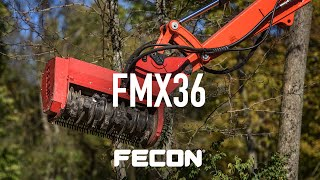 Fecon FMX36 Excavator Mulcher