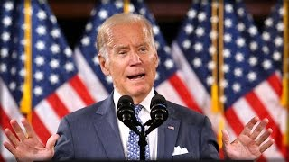 JOE BIDEN UTTERS JUST 3 WORDS TO DEMS THAT THEY DIDN'T WANT TO HEAR