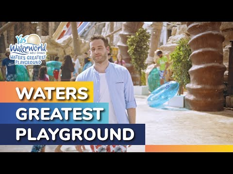 One Day Any Two Theme Parks on Yas Island - Video