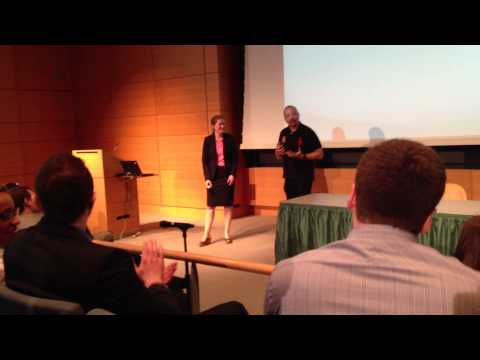 ICE-T visits MIT for #SmallBytes
