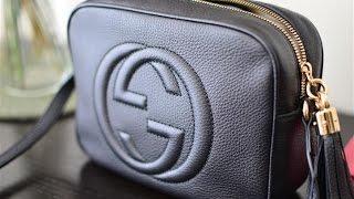Gucci Soho Black Disco Bag Review