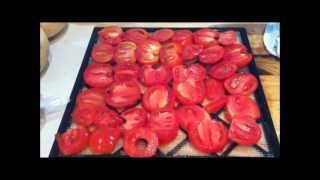 Food Storage Grows by Dehydrating Foods!