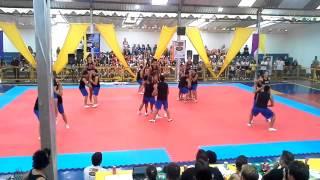 Rio All Stars Campeão Brasileiro de Cheerleading 2014