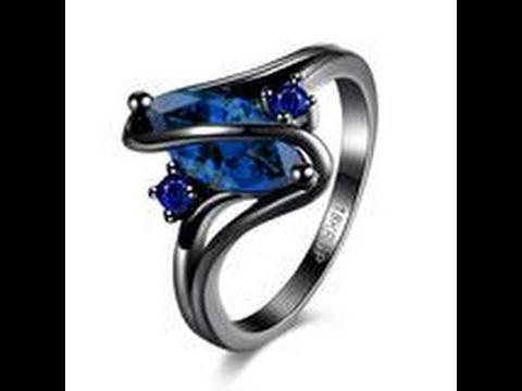 Unique Promise Rings