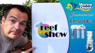 That Reef Show Ep 3: How to setup an RO/DI System and Prepping a Tank for Coral!