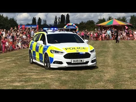 Bedfordshire Police Open Day