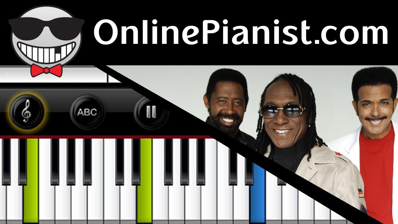 Commodores - Easy Piano Tutorial & Sheets (Easy version)