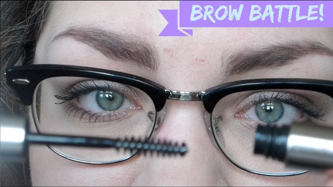 Anastasia Clear Brow Gel: First Impression + Comparison + Review ...