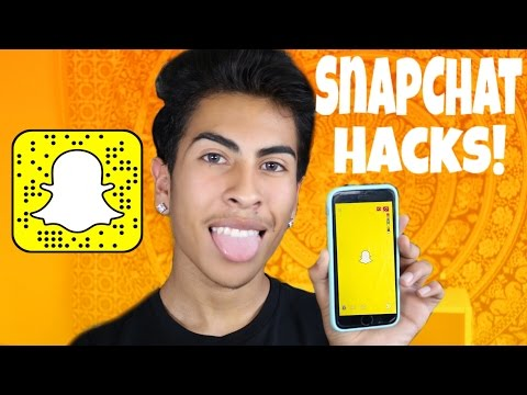 How To Record On SnapChat WithOut Hands | Louie's Life