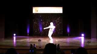 Marta Nowicka, beledi pop, NOVA ORIENT 2012 Thumbnail