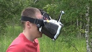 "Видео Шлем Skyzone Sj-V01 1280х800 Hd 7"""