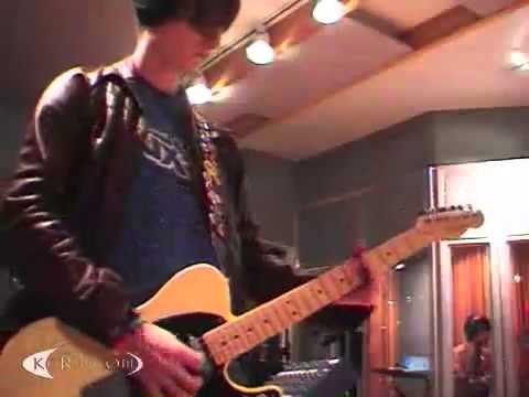 Bloc Party - Helicopter - Live on KCRW (2005)