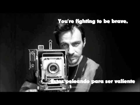 Adam Gontier - New Song 2013 - It's All In Your Hands (ingles - español)