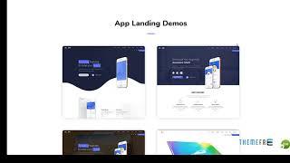 Slash - Multipurpose Landing Page HTML Template        | Free Templat