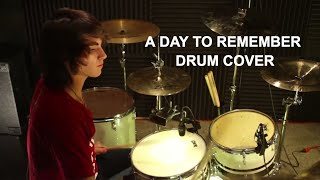 Ricky - A DAY TO REMEMBER - The Downfall Of Us All (Drum Cover)