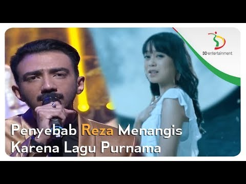"Penyebab Reza DAA3 Menangis Karena Lagu ""Purnama"" Lesti"