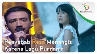 Penyebab Reza DAA3 Menangis Karena Lagu