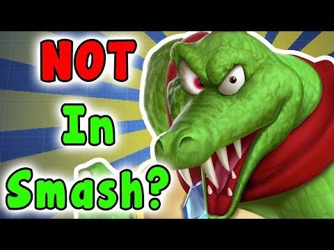 BETA/UNUSED Items, Game Names And More - Super Smash Bros Ultimate thumbnail