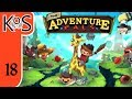 Adventure Pals Ep 18: LAST OF THE ARENAS & HUNTING STICKERS - First Look - Let's Play, Gameplay