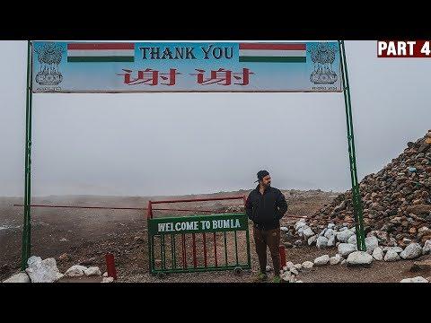 I DID IT! The BORDER [ IND - CHINA ] | Tawang Part 4 | Motovlog