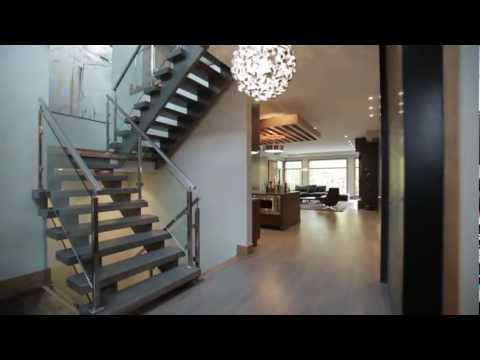 Bachly Construction - Stunning, Contemporary Luxury Home