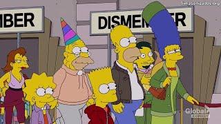 Los Simpson Temporada 29  Español  Latino Episodio 5 Grampy Can Ya Hear Me 1/5