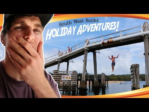 Holiday Adventures: South West Rocks, NSW Australia - Sometimes Things Don't go to Plan...