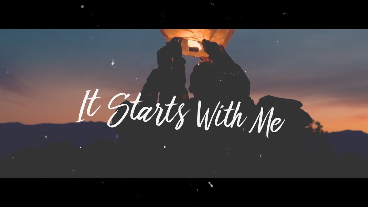 It Starts With Me (Discipleship Congress 2019 Theme Song ...