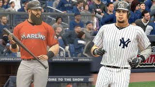 """BRONX BATTLE"" Miami Marlins Franchise Featuring ""The Rock"" MLB The Show 18 Franchise Mode EP6"