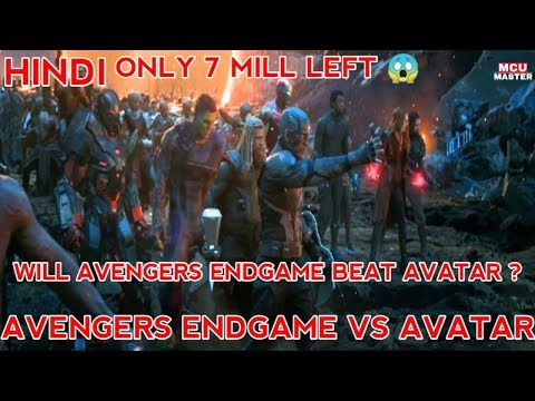 Avengers Endgame Vs Avatar | Avengers Endgame #01 Movie In The WorldWide | Explained In Hindi
