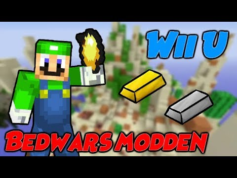 BEDWARS Auf Wii U Modden So Gehts Tutorial Deutsch YouTube - Minecraft wii u server erstellen deutsch